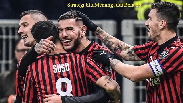 Strategi Jitu Menang Judi Bola 88
